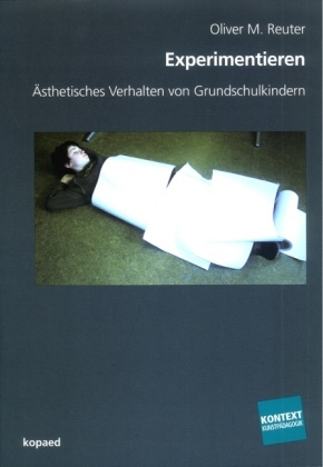buch experimentieren cover